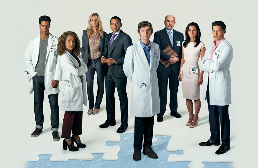 Globo estreia no Brasil a série The Good Doctor, sobre médico ...