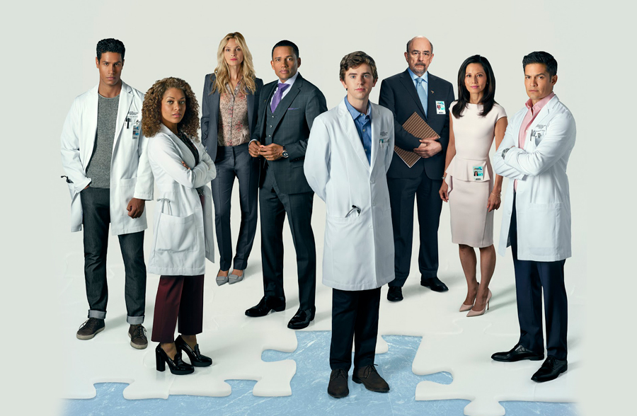 Serie Good Doctor