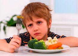 Seletividade alimentar de pessoas com autismo - Tismoo