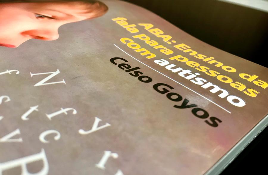 Celso Goyos lança livro sobre ensino da fala para pessoas com autismo
