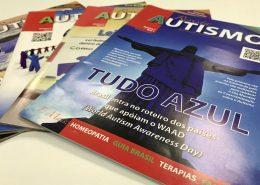 A Revista Autismo voltou! - relançamento - Tismoo