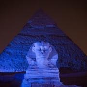 Pirâmides e Esfinge, Egito