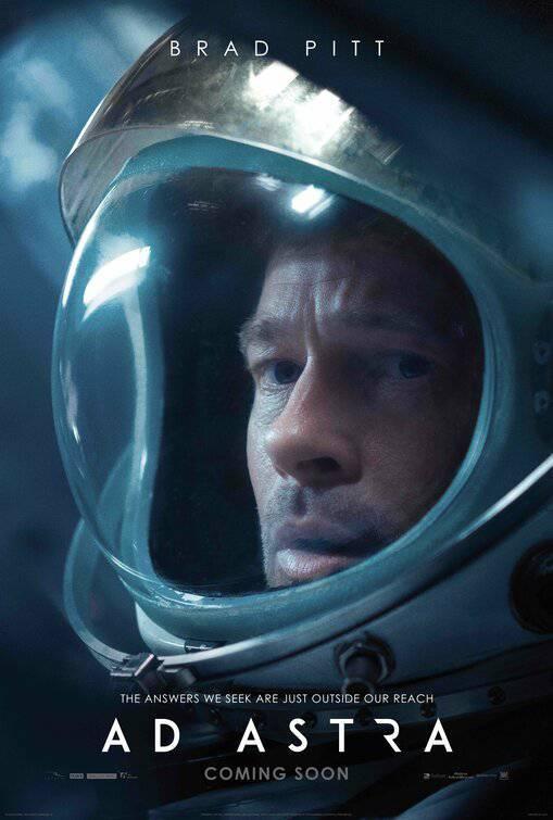 Brad Pitt vive autista no cinema em 'Ad Astra' — Tismoo