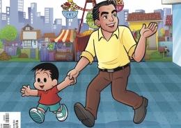 Mauricio de Sousa e inclusão são destaque na Revista Autismo —Tismoo