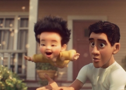 Um curta da Pixar baseado em autismo: 'Float' — Tismoo