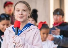 Autista, Greta é indicada pela 2ª vez ao Prêmio Nobel da Paz — Tismoo