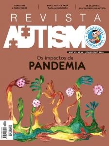 Edição 9 da Revista Autismo, sobre a pandemia de Covid-19 —Tismoo
