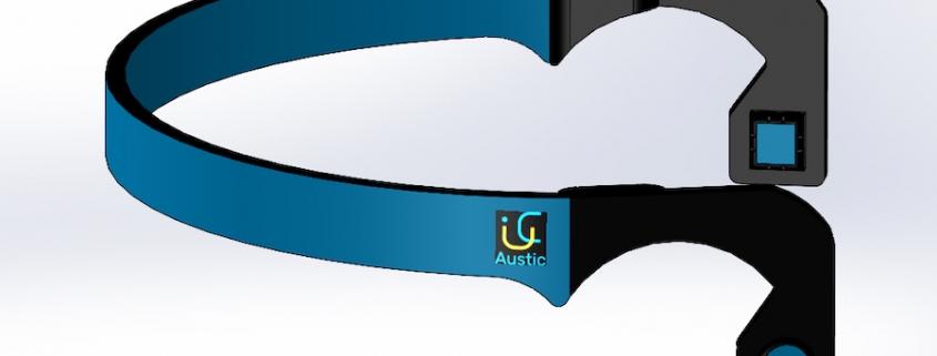 Em competição, equipe cria fone para autistas: Austic — Tismoo