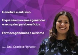 Em 3 lives, Tismoo explica sobre autismo e genética, exames genéticos e farmacogenômica