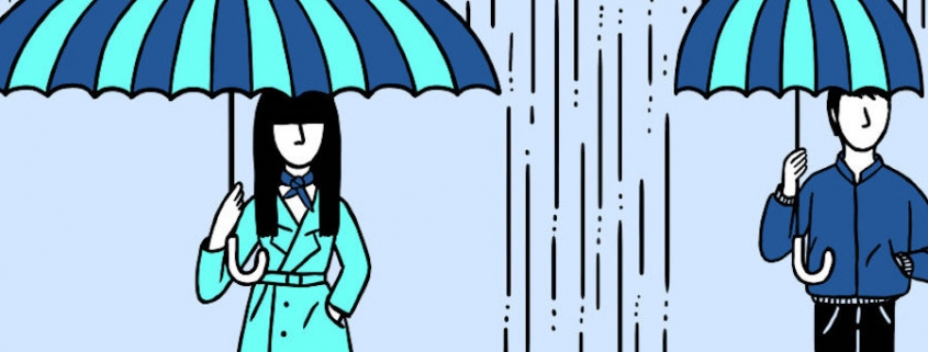 O 'efeito protetor feminino', explicado — via Spectrum News — traduzido pela Tismoo