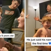 Autista fala pela primeira vez aos 5 anos e vídeo viraliza no TikTok — Tismoo