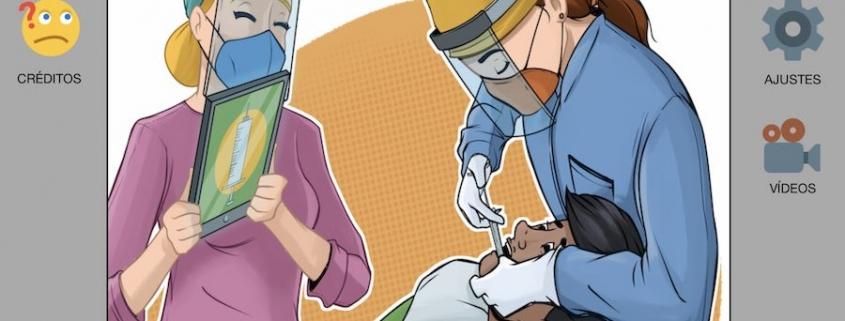 Aplicativo gratuito ensina higiene bucal a autistas — Tismoo