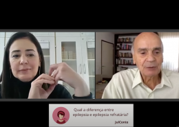 Em vídeo com especialista, Drauzio explica sobre epilepsia refratária — Kette Valende e Drauzio Varella - Tismoo