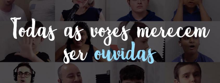 """Canção """"Nossa Voz"""" homenageia comunidade autista - Tismoo"""