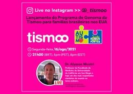 Tismoo lança programa de genoma para famílias dos Estados Unidos — Portal da Tismoo